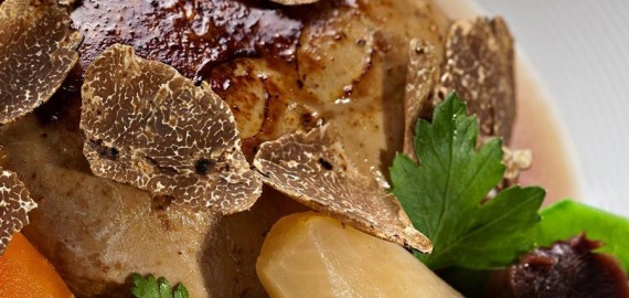 Its truffle season in Provence